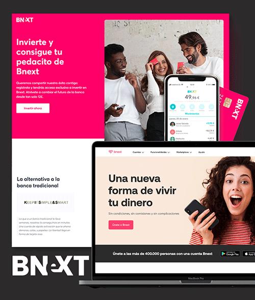 BNext, la historia